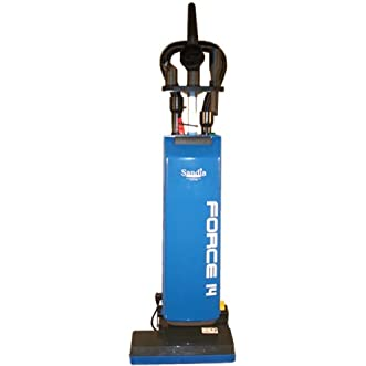 Sandia 60-1000 Force 14  Upright Twin Motor Vacuum