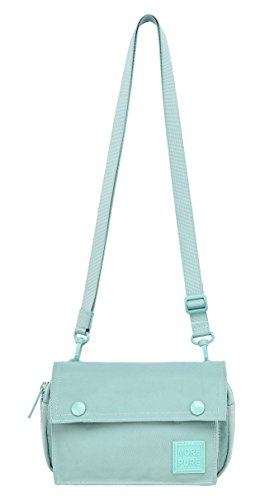 MOREPURE Girls Small Crossbody Purse Cute Messenger Bag   Pale Turquoise S028g, Pale Turquoise