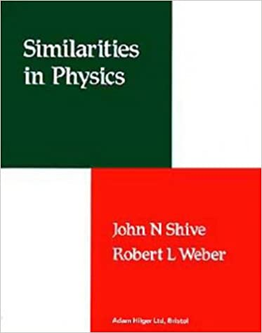 Similarities in physics