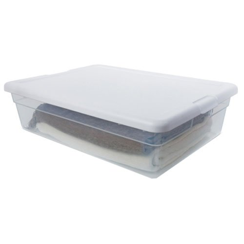 Sterilite 16558010 28QT Storage Box