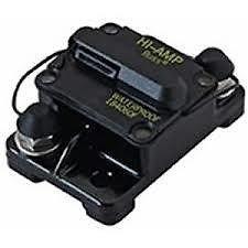 NEW MINN KOTA MARINE MKR-19 CIRCUIT BREAKER 60A MIN 1865106 - 60a Waterproof Circuit Breaker