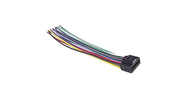 Amazon.com : Jensen VM9214 Wiring Harness Plug : Everything ElseAmazon.com