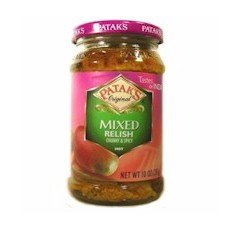 Mixed Relish - 3 Packages of 10 oz