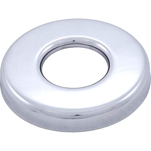 Inter-Fab ESS 1.90-3 Earth Stainless Steel Escutcheon Plate for 1.90'' OD Rail