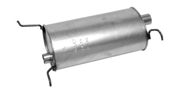 Exhaust Muffler-SoundFX Direct Fit Muffler Walker 18854