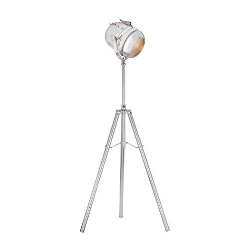 - Diamond Lighting 8994-007 Floor lamp Nickel
