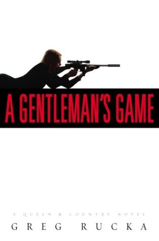 Download A Gentleman's Game: A Queen & Country Novel pdf
