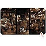 Price comparison product image Anime Cowboy Bebop Spike Spiegel Radical Edward Big Mouse Pad Dimensions:60X35X0.2 CM