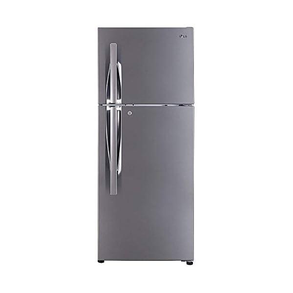 LG 260L Frost Free Double Door Refrigerator   3 Star