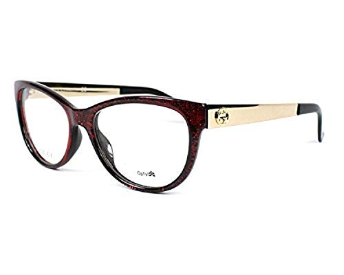Optical frame Gucci Optyl Glitter Red - Gold (GG 3742/N VK5)