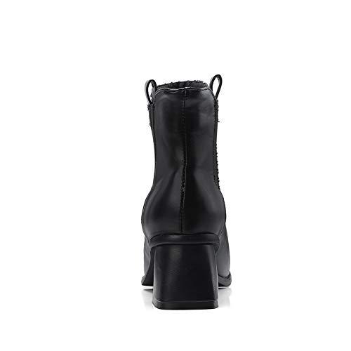 Abl11433 Balamasa Femme Sandales Compensées Noir 04dfxqZ