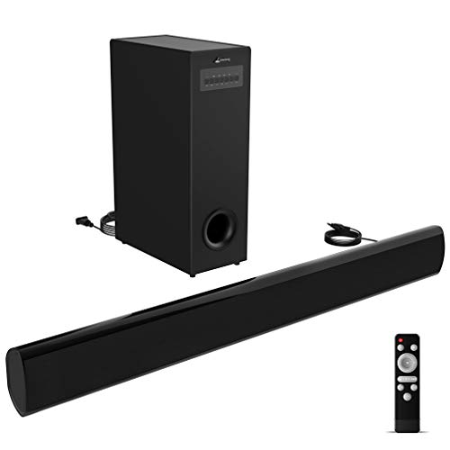 Axess Bluetooth Mini System 2 1 Channel Home Theater