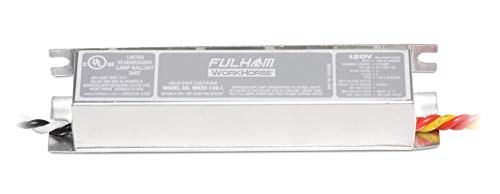 Fulham Lighting Fulham Workhorse Adaptable Ballast, WH22-120-L