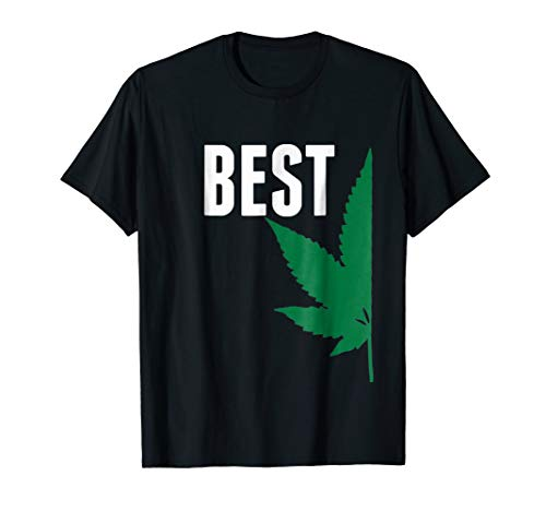 BEST BUDS SHIRT Couples Halloween Costume T-Shirt Men Women -
