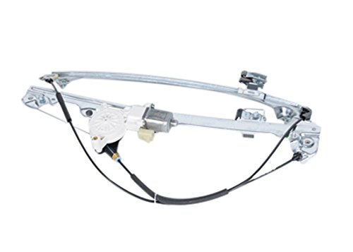 ACDelco 20945138 GM Original Equipment Front Driver Side Power Window Regulator and Motor Assembly by ACDelco