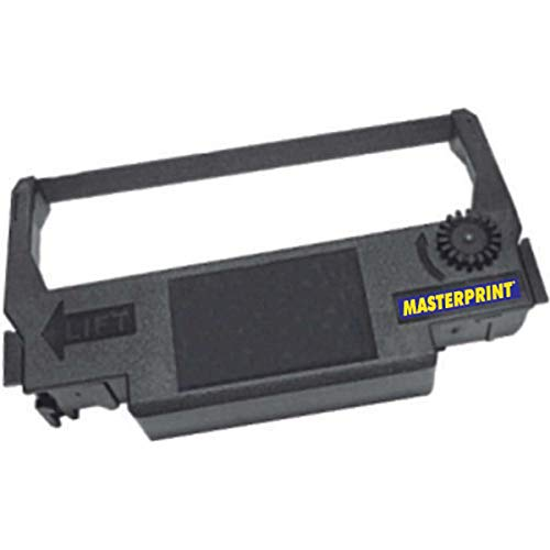 Fita Para Automação Pdv Erc 30/34 13X4,8M. - Caixa com 6, Masterprint, 1021025, Preto