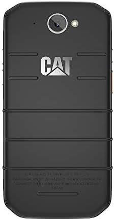 CAT PHONES S48c Unlocked Rugged Waterproof Smartphone, Verizon Network Certified (CDMA), U.S. Optimized (Single Sim) with 2 Year Warranty Including 2 Year Screen Replacement CS48SABNAMUNOD,Black WeeklyReviewer