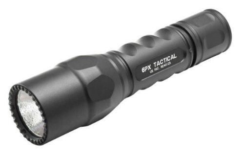 SureFire 6PX Tactical Single-Output LED Flashlight with anodizded aluminum body, Black by SureFire (Image #5)