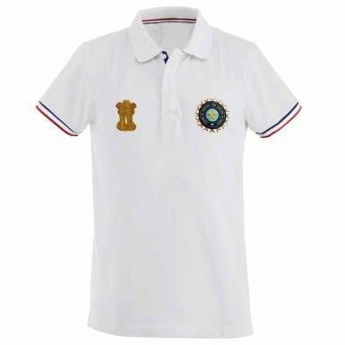 India BCCI Cricket Polo Shirt - India La Polo