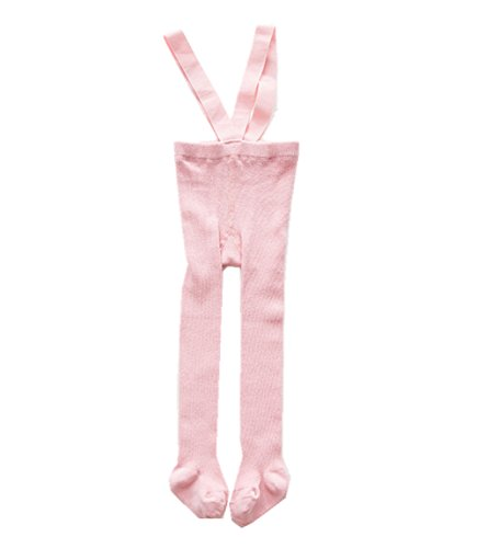 Beide Baby Girls High Waist Tights Overall to Protect Belly Cotton Solid Leggings