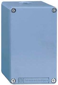 Schneider elec pic - mss 53 42 - Caja metálica vacia sin taladro: Amazon.es: Bricolaje y herramientas