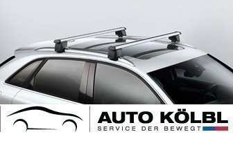 Audi Genuine 8U0071151 Base Carrier Bar