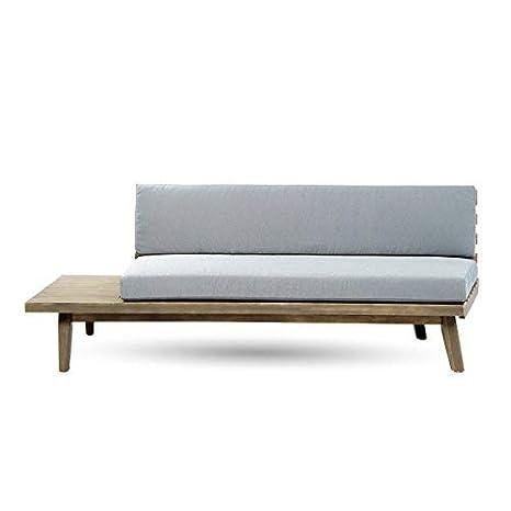 Great Deal Furniture 302613 Grace - Sofá de Madera de Acacia ...