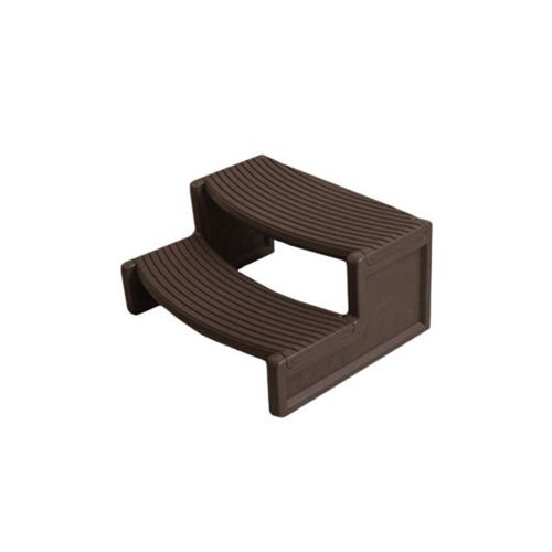 Leisure Accents Handi-Step for Spa (Espresso)