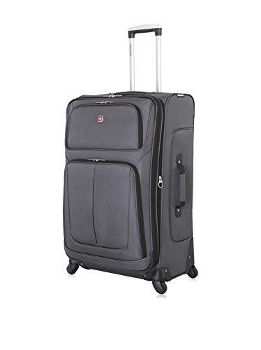 SwissGear Travel Gear 6283 Spinner Luggage, 29 inches