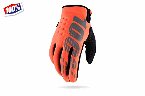 100  Brisker Gloves Cal Trans  L