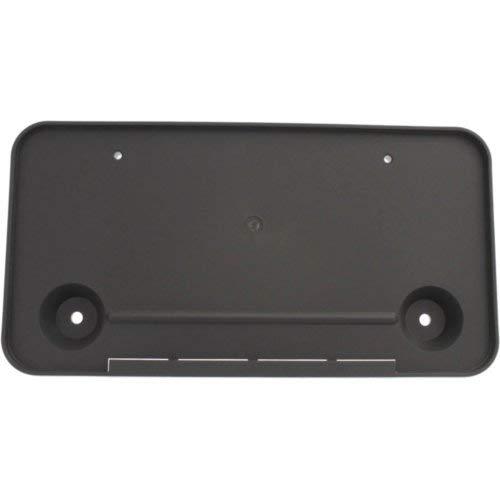 Van Mileage Ford (Garage-Pro Front License Plate Bracket for FORD ECONOLINE VAN 2003-2007 Textured Black)