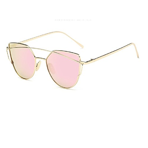 0-C Unisex Fashion Trend Metal frame Sunglasses Polarized - Rb3447 029 Round Metal