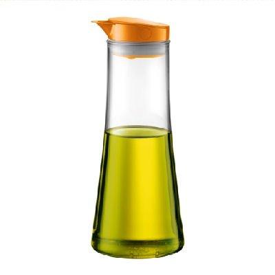 Bodum Bistro Oil/Vinegar Dispenser 0.5L/17 oz – Orange 11190-106