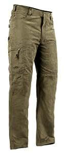 Verano Pantalones Argali², color verde oliva, talla 54