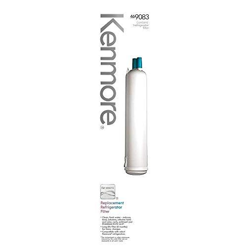 (Refrigerator Water Filter 9083 Genuine Water Filter Replacement Cartridge)