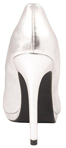 Elara - Plataforma Mujer plata
