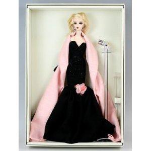 Barbie N6603 - Muñeca coleccionista con vestido vintage años 60