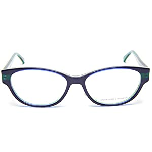 NEW PRODESIGN DENMARK 1750 1 c.9132 NAVY EYEGLASSES FRAME 53-15-135 CI B36 Japan