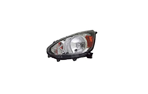 TYC 20-9682-00-1 Replacement Left Head Lamp for Mitsubishi Mirage