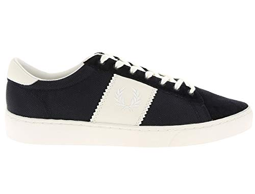 Sportive Spencer Poly Perry Blue Scarpe Fred Leather Navy B4102608 x7p6wgBaq