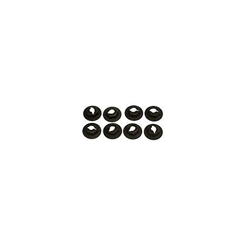 Eckler's Premier Quality Products 33-179017 Camaro Side Marker Light Bezel Mounting Nut Set,