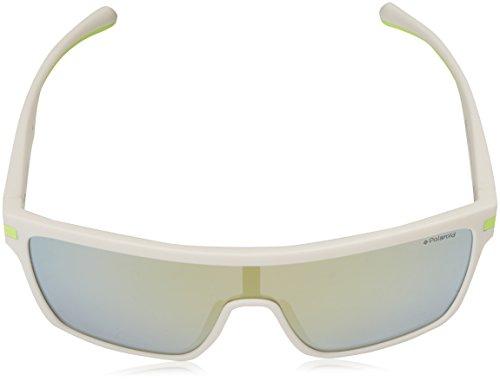 WHITE Sol Gafas 2064 Polaroid S de PLD hombre MATTE YELLOW awxBwHq