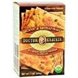 Dr Kracker B01871 Dr Kracker Pumpkin Cheddar Bag In Box Crackers -6x6 Oz
