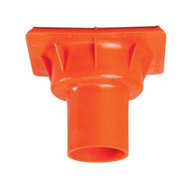 Grip Rite Osha Rebar Cap Plastic