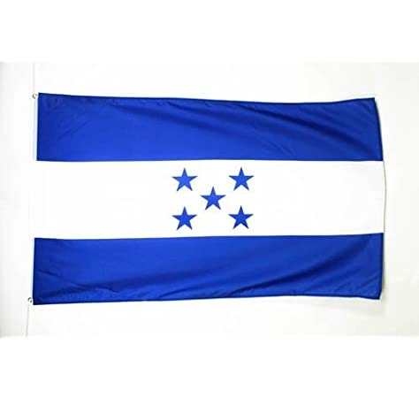 AZ FLAG Bandera de Honduras 250x150cm - Gran Bandera HONDUREÑA 150 ...