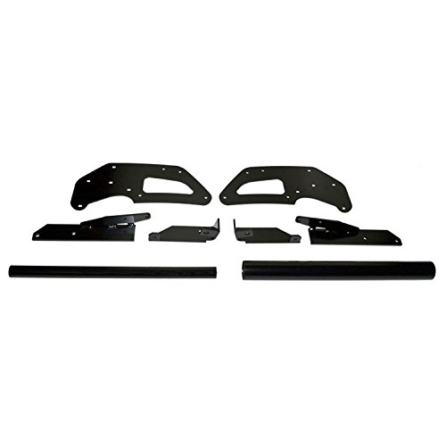 WARN 30090 Trans4mer Grille Guard - Black