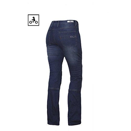 Oj Friction Jeans Femme Jeans Bleu Oj YHzYgn8