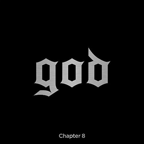CD : G.O.D - Chapter 8 (Asia - Import)