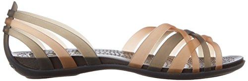 Crocs Sandali bronzo Oro Donne Espresso Huarache qrCPwr