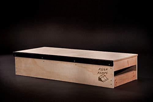 - Keen Ramps 4' Skate Grind Box